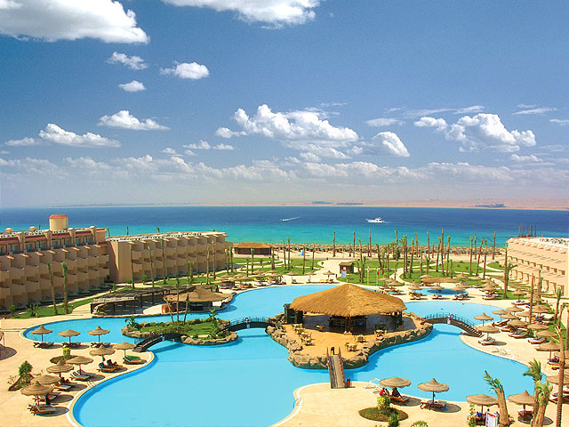 Featuring Outdoor Tennis Courts A Spa Wellness Centre And Private Beach The Dana Resort Offers Guests Modern Setting While In Hurghada